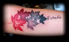 Love the colors!  And I don't usually like color tattoos
