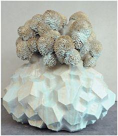 View Matt Wedel's artworks on artnet. Organic Ceramics, Ceramic Workshop, Ceramic Techniques, Ceramics Ideas, Organic Form, Workshop Ideas, Contemporary Ceramics, Flowering Trees, Science Art