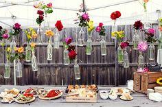 Small Outdoor Wedding Ideas   Cheap Outdoor Summer Weddings Reception Ideas   Wedding Decorations