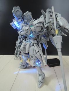 GUNDAM GUY: MG 1/100 Tallgeese III Custom - GBWC 2015 [Japan] Entry Build WIP by ロク 【RO KU】 [Updated 7/16/15]