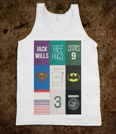 One direction tanktop