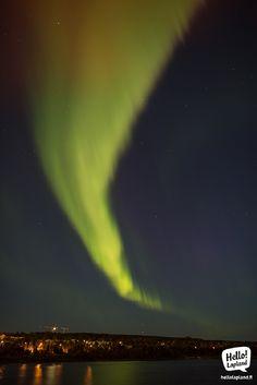 Northern Lights - Rovaniemi, Finland
