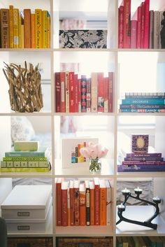 The IKEA Room Dividers Jacqueline Bookcase ~ http://lanewstalk.com/ikea-room-divider-ideas-to-apply-in-your-house/