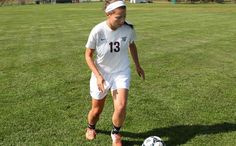 Bordentown athlete among several BCC soccer players recognized. (Pictured Joan Logan of Jobstown).
