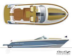 Chris Craft Corsair 36 European Edition