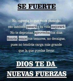 What do you think? Jesus Christ Quotes, Faith Quotes, Bible Quotes, Bible Verses, Gods Love Quotes, Quotes About God, God Loves Me, Gods Promises, Spanish Quotes