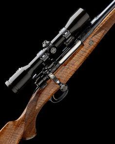 Holland & Holland - A Winchester Rifle Weapons Guns, Airsoft Guns, Guns And Ammo, Lever Action Rifles, Bolt Action Rifle, 243 Winchester, Winchester Model 70, Africa Hunting, Tactical Shotgun