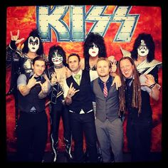 Shinedowns Nation: Shinedown with KISS on the Canada Tour 2013