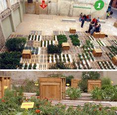 Estonoesunsolar: Finding Opportunity in Emptiness in Zaragoza, Spain