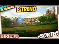 🔴 ESTRENO de YONDER: THE CLOUD CATCHER CHRONICLES #1 Gameplay Español 21...