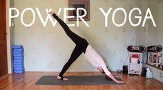 POWER JÓGA | Jóga (nejen) na hubnutí Excercise, Health Fitness, Sports, Youtube, Tabata, Workout Ideas, Forever Young, Diabetes, Watch