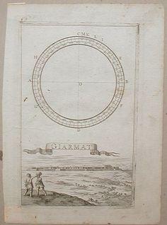 Burckhard Von Birckenstein, Anton Ernst: Giarmat. ( Balassagyarmat). Kiadták: Augsburg. 1689