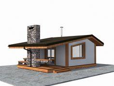 Pergola Ideas For Patio Code: 5594578452 Tiny House Village, Tiny House Cabin, Tiny House Plans, Cabin Homes, Log Homes, House Floor Plans, Small Tiny House, Small House Design, Vintage House Plans