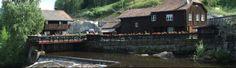 Blaafarveværket: Gruvemuseum, kunstmuseum og møteplass for gode opplevelser Water Powers, The Other Side, Cobalt Blue, Norway, Waterfall, To Go, River, Mansions, Stone