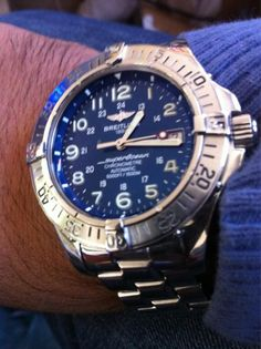 #Breitling via @mohziyaad #WOMW - Thank you for sharing.