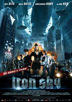 Iron Sky - 2012 (Deu a Louca nos Nazis)