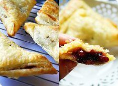 Bing Cherry Turnovers Recipe on Yummly