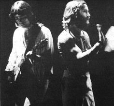 Steve Hackett & Phil Collins