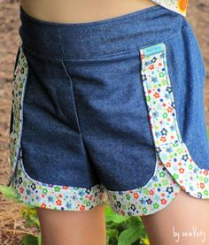 oliver + s | class picnic shorts