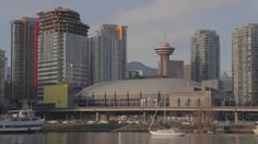 TV background  - Vancouver 5 minutes GM place Harbour center #tvbackground #vancouver