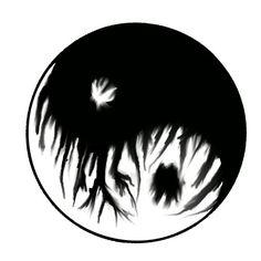 Corrupted Yin Yang by CronosYamato. #yinyang