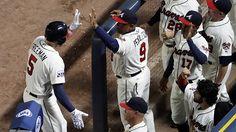 #MLB: Cinco motivos del optimismo que se siente en los predios de los Bravos