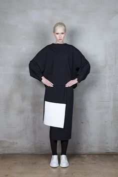 NJAL | Dualism Skirt by Onar