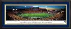 West Virginia Mountaineers - Milan Puskar Stadium