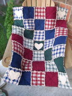 Rag Quilts by Christine Taylor Designs