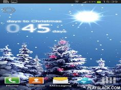 Snowfall 2015  Android App - playslack.com , Snowfall 2015 - joyous live wallpapers with exciting effects and pretty winter sceneries. The app consequences taps and changes being  on the time of the day.