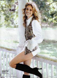 Herb Ritts. Julia Roberts. October 1990.