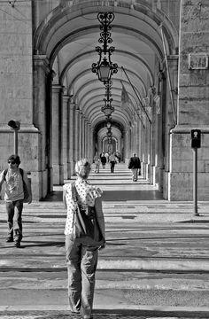 Passage #Lisboa #Portugal ©Luis Novo