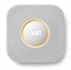 Smart Smoke Alarms: The New Nest Protect Smoke Detector