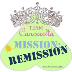 Logo created by Graceful Expressions Design for a best friend, wife, and mother of two young children, Michelle Hastings. Michelle is waging a second round battle against stage 4 colon cancer.  Read Michelle's inspirational blog at www.michellewillwin.blogspot.com  Please re-pin to show your support and join team Cancerella today!