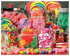 Springbok Jigsaw Puzzles - Candy Galore