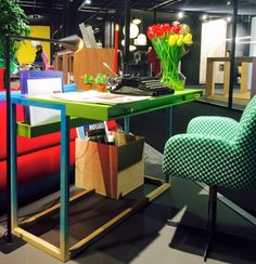 Cologne, Desk, Table, Furniture, Home Decor, Desktop, Decoration Home, Room Decor, Table Desk