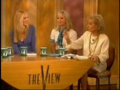 The Women of The View Afraid to Let Ann Coulter Talk