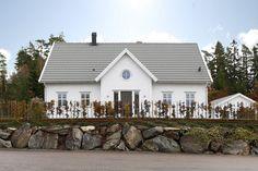 Villa Sjövik huvudentrén