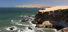 Südamerika per Motorrad: Schroffe Steilküsten, karge Wüstenlandschaft Spiegel Online, Water, Outdoor, Vacations, Viajes, Gripe Water, Outdoors, Outdoor Living, Garden