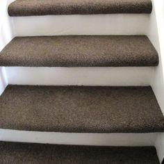 Decorations & Accessories, : DIY Carpet Stair Tread Ideas Design With Cheap Carpet Design