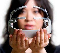 EPOC, Emotiv, Brain-controlled devices, BCI, brain–computer interface, futuristic device, wireless headset, brain power, mind control, future