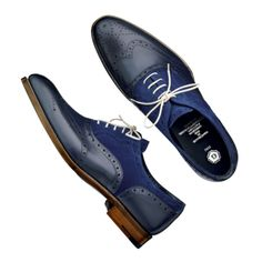 G Zero by Grenson limited-edition brogues