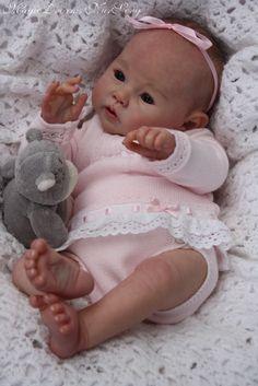 MagicDreams NurSery - Reborn Baby - Raven by Ping Lau | Dolls & Bears, Dolls, Reborn | eBay!