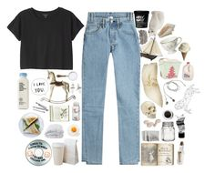 """♡TAKE ME TO THE AFTERLIFE"" by child-of-the-galaxy ❤ liked on Polyvore featuring Monki, Vetements, Sharpie, Rebecca Minkoff, ...Lost, Crate and Barrel, Aesop, Soft-Tex, BOBBY and evelynssimplesets"