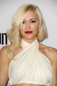 The epitome of Old Hollywood glam, Gwen Stefani's signature shade is her secret to that luminous glow. I am close.   - MarieClaire.com