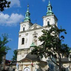 Zwiedzanie Krakowa z profesjonalnym przewodnikiem. Sanktuarium Miłosierdzia Bożego Łagiewniki, Sanktuarium Jana Pawła II, Skałka. Pielgrzymka.
