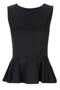 27. For date night i'm pairing this fantastic peplum top with a statement necklace and skinny jeans. #MyDayInStitchFix