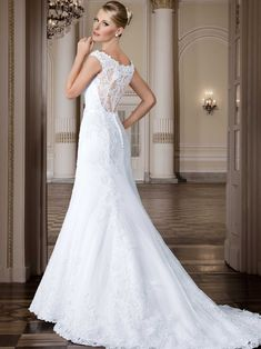 Vestidos de noiva - Coleção Callas (11) Costas