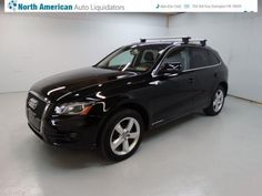 Car Of The Day- 2012 Audi Q5 with 74,444 miles for $21,991