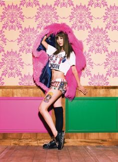 Girls' Generation reveals Seohyun's teaser photos